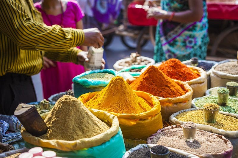 Spice Market - Delhi India | Just Fly Business