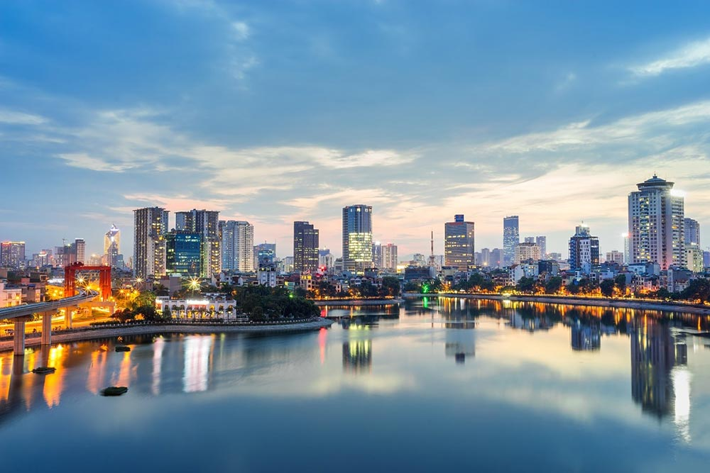 Hanoi City Skyline - Your Next First Class Destination | Just Fly Business