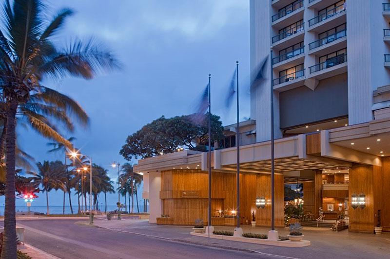 Hawaii business venue Regency Hyatt