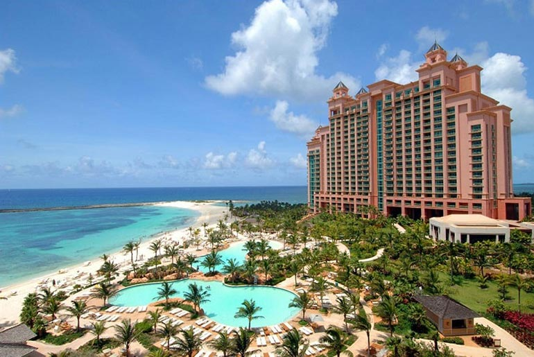The Cove at Atlantis Paradise Island, Bahamas
