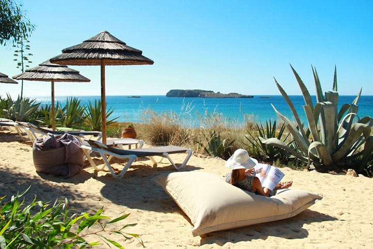 Martinhal Beach Resort & Hotel in The Algarve, Portugal