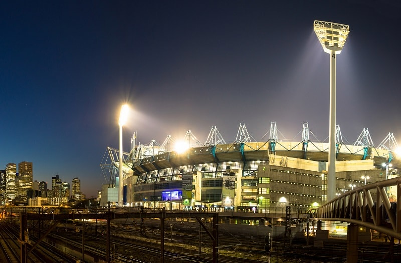 MCG AFL Stadium in Australia