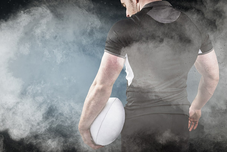 Rugby Player - Major Sporting Competitions | Just Fly Business