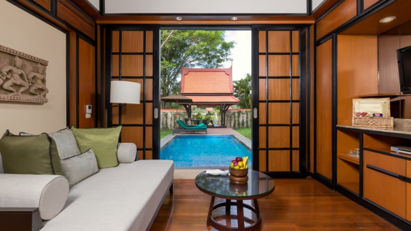 Banyan Lagoon Pool Villa at Banyan Tree, Phuket
