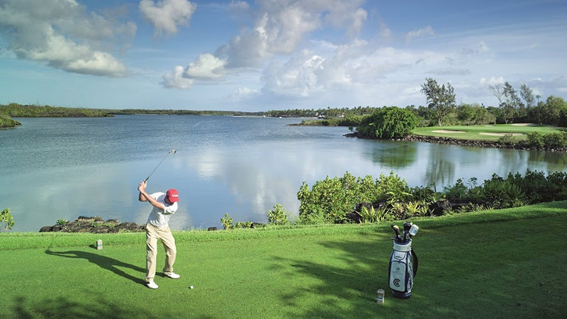 Golf Course - Luxury Holiday at Constance Prince Maurice | Just Fly Business