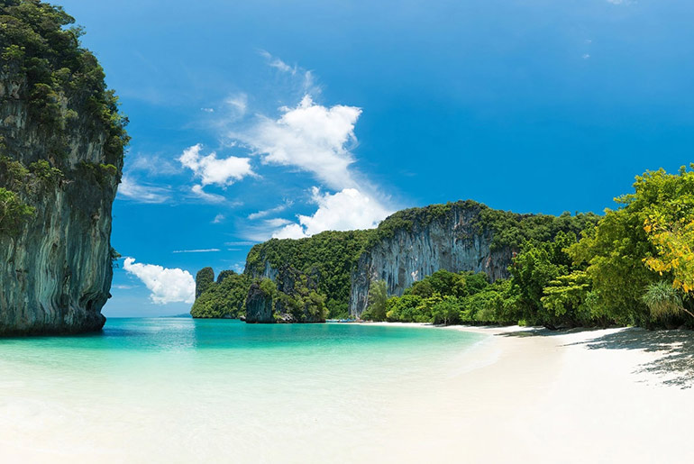 White Sand Beach - Best Beaches in Thailand - Just Fly Business