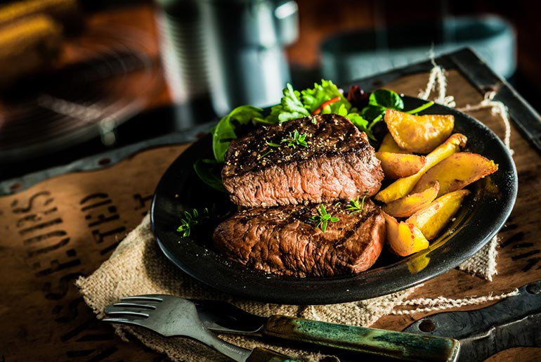 Steak - Best Places to Dine in New York - Just Fly Business