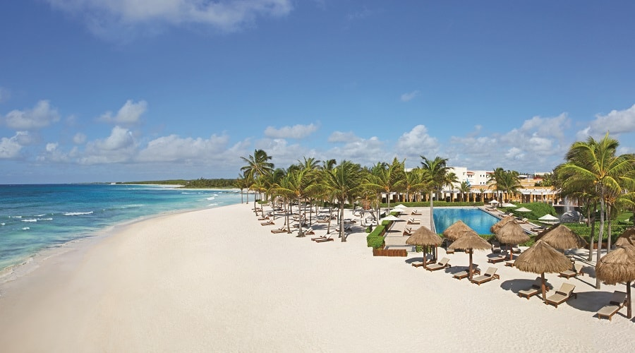 Beach - Luxury Holiday at Dreams Tulum Resort & Spa | Just Fly Business