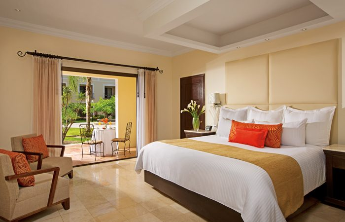 Deluxe Garden View Room - Luxury Holiday at Dreams Tulum Resort | Just Fly Business