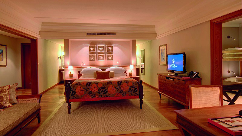 Family Suite Bedroom - Luxury Holiday at Constance Prince Maurice | Just Fly Business