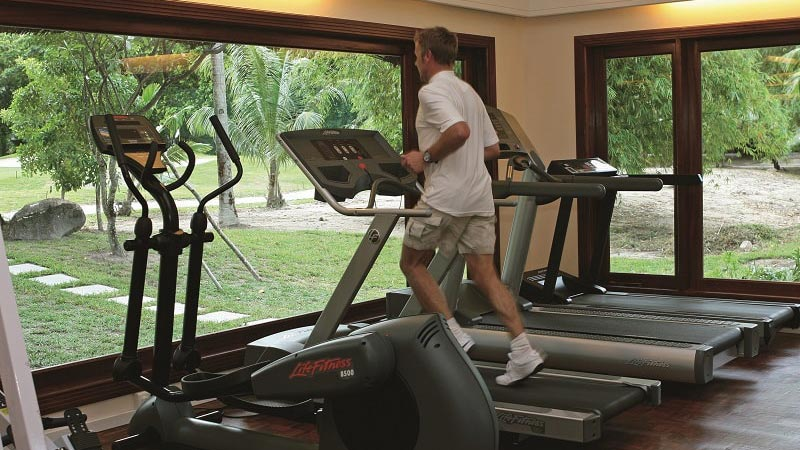 Fitness Centre - Luxury Holiday at Constance Lemuria Seychelles | Just Fly Business