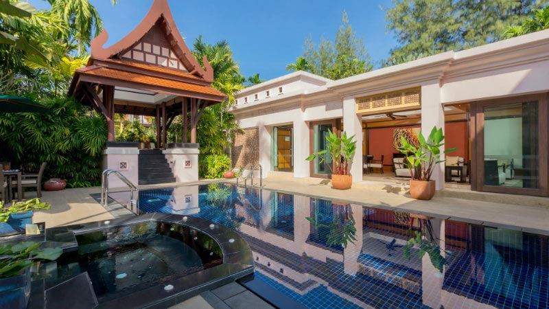 Grand Two Bedroom Pool Villa - Luxury Holiday at Banyan Tree | Just Fly Business