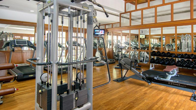 Gym - Luxury Holiday at Banyan Tree | Just Fly Business