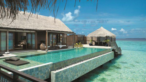 Shangri La Villingili Maldives View