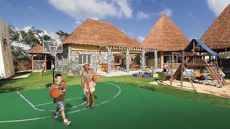 Kids Club - Luxury Holiday at Dreams Tulum Resort & Spa Cancun - Just Fly Business
