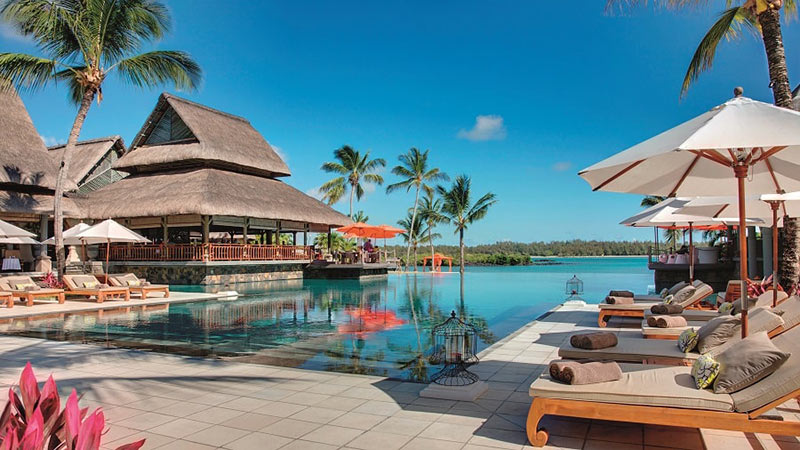 Resort Pool - Luxury Holiday at Constance Prince Maurice | Just Fly Business