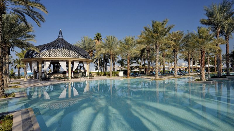 Pool - Luxury Holiday to One&Only Royal Mirage Dubai | Just Fly Business