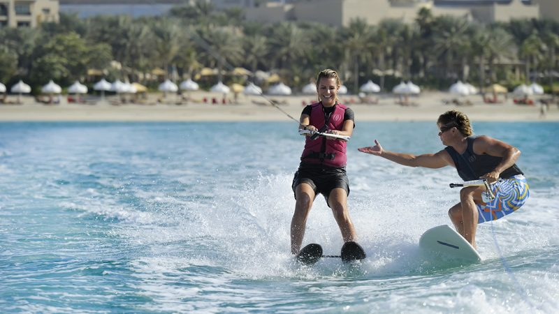 Jet Ski Lesson - Luxury Holiday at One&Only Royal Mirage | Just Fly Business