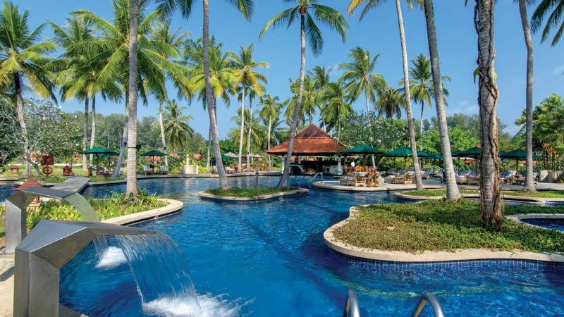 Pool - Luxury Holiday at Banyan Tree Phuket | Just Fly Business