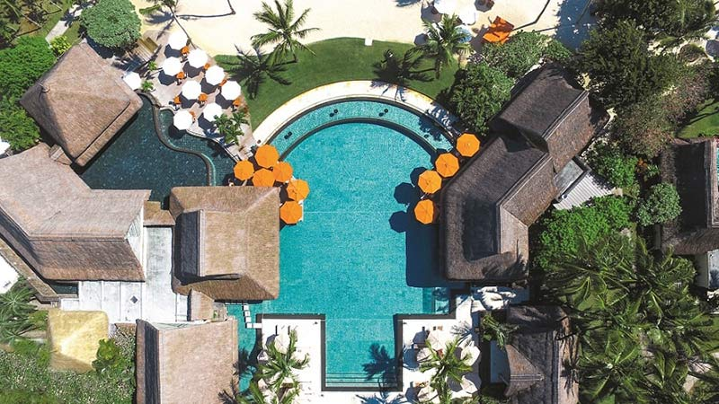 Pool - Luxury Holiday to Constance Prince Maurice Mauritius - Just Fly Business