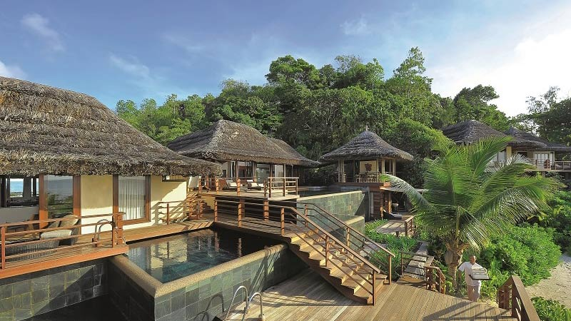 Presidential Villa - Luxury Holiday at Constance Lemuria Seychelles - Just Fly Business