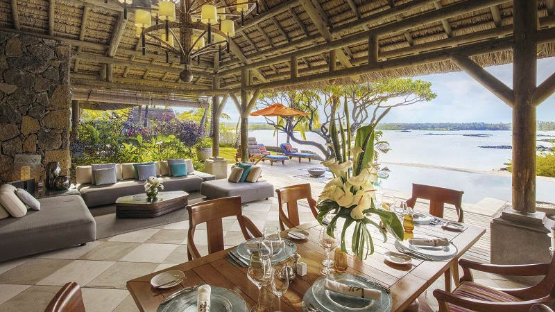 Princely Villa - Luxury Holiday at Constance Prince Maurice | Just Fly Business