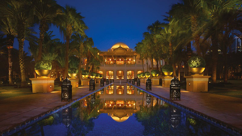 Night View - Luxury Holiday at One&Only The Palace Dubai | Just Fly Business