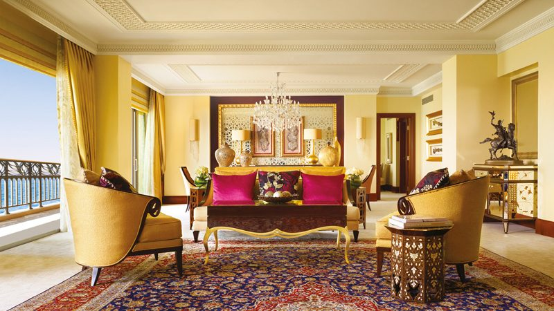 Royal Suite - Luxury Holiday at One&Only Royal Mirage | Just Fly Business