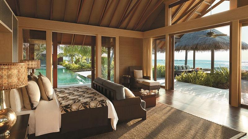 Sea View Villa - Luxury Holiday at Shangri-La Villingili Resort Maldives | Just Fly Business