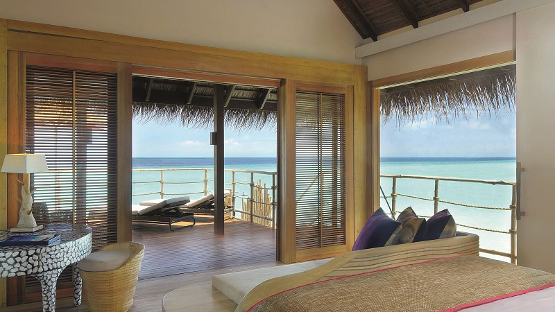 Sea View - Luxury Holiday at Constance Moofushi Maldives - Just Fly Business