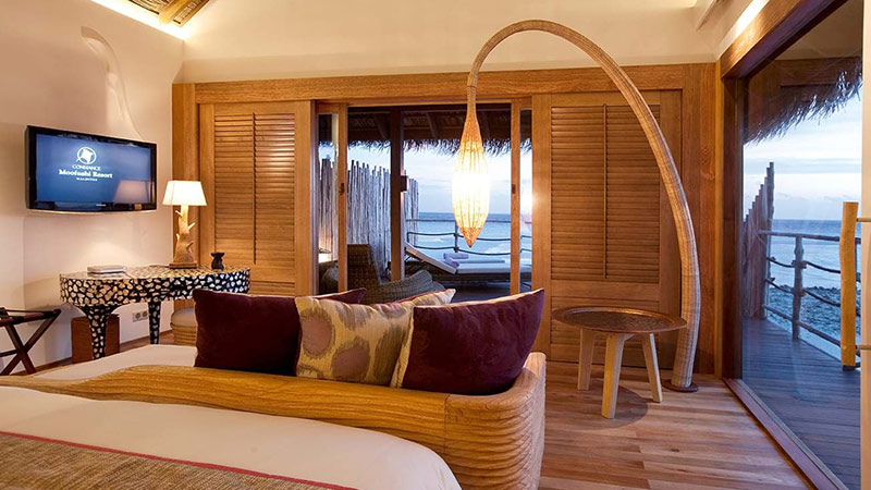 Senior Water Villa - Luxury Holiday at Constance Moofushi Maldives | Just Fly Business