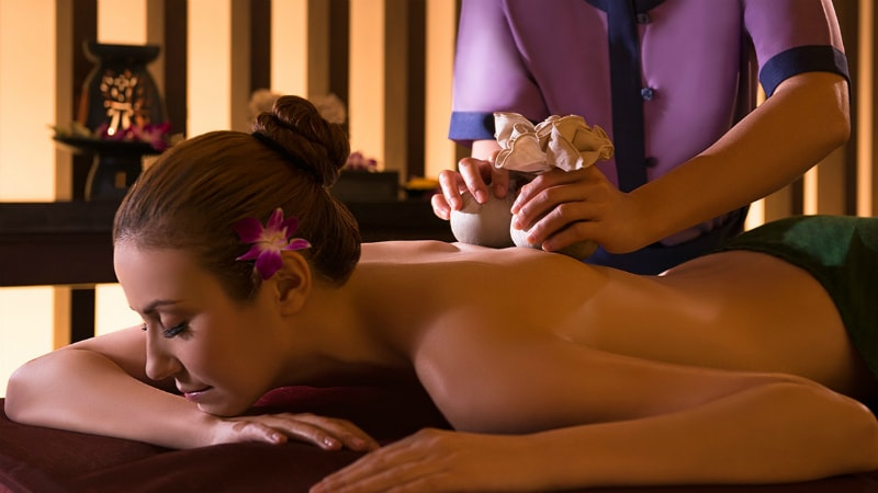 Spa at Banyan Tree, Phuket
