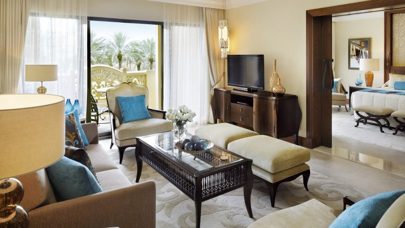Superior Executive Suite Club - Luxury Holiday at One&Only Royal Mirage | Just Fly Business