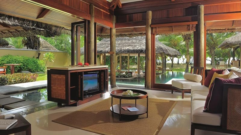 Villa - Luxury Holiday at Constance Lemuria Seychelles | Just Fly Business