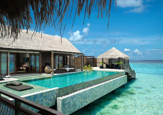 Water villa Muthee