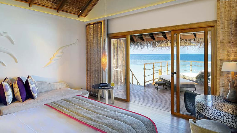 Water View - Luxury Holiday at Constance Moofushi Maldives | Just Fly Business