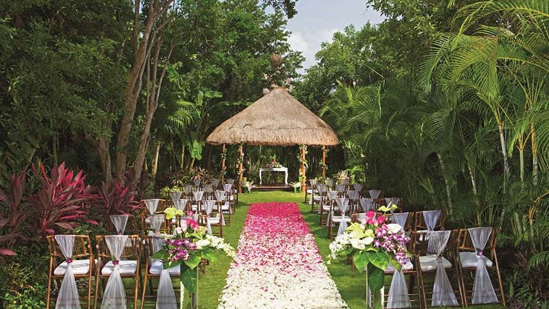 Wedding - Dreams Tulum Resort & Spa Cancun - Just Fly Business