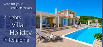 Villa Holiday Prize