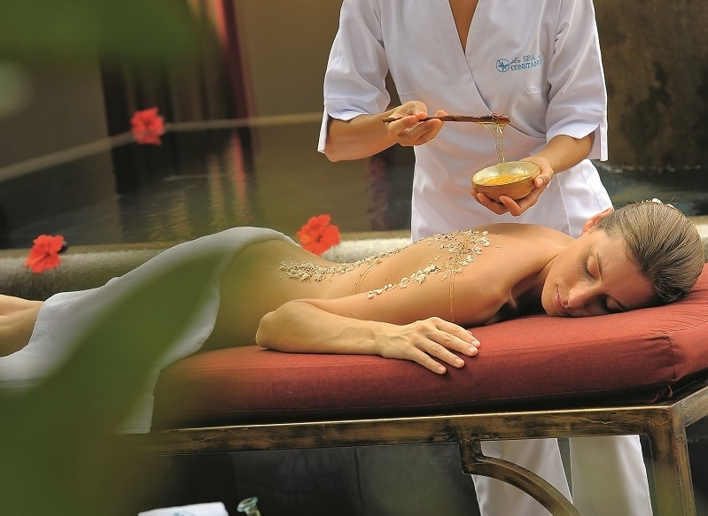 Spa Treatment - Luxury Holiday at Constance Lemuria | Just Fly Business