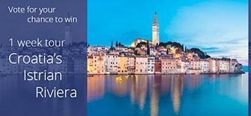 Croatian Istrian Riviera