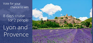 Lyon and Provence