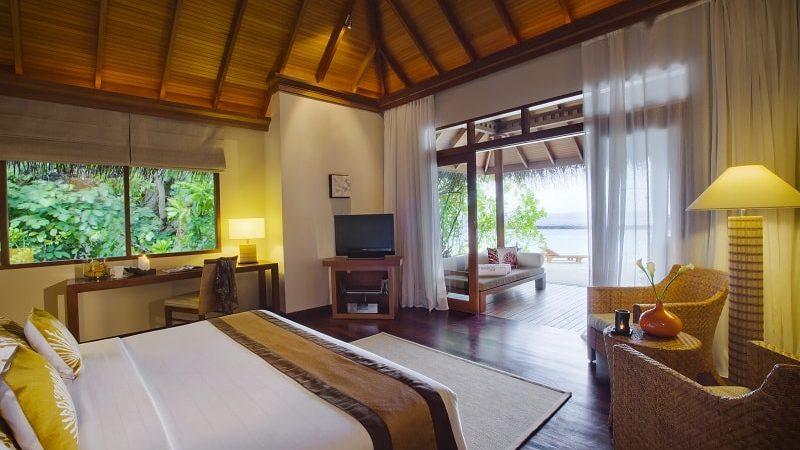 Deluxe Villa Interior