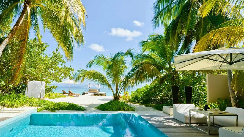 Family Pool Residence - Luxury Holiday at Huvafen Fushi Maldives - Just Fly Business