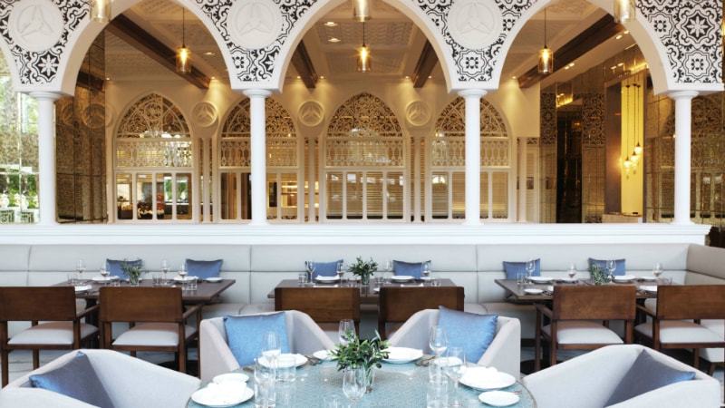 Ayamna Restaurant at Atlantis The Palm, Dubai