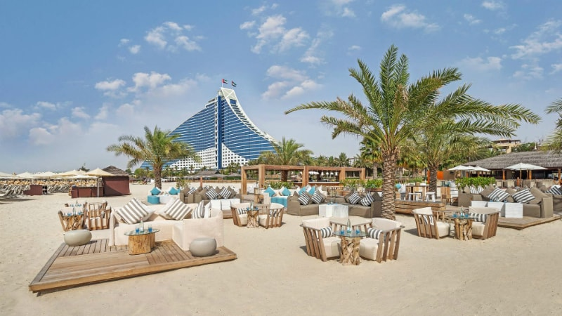 Amazing Deals At Jumeirah Beach Hotel Just Fly Business