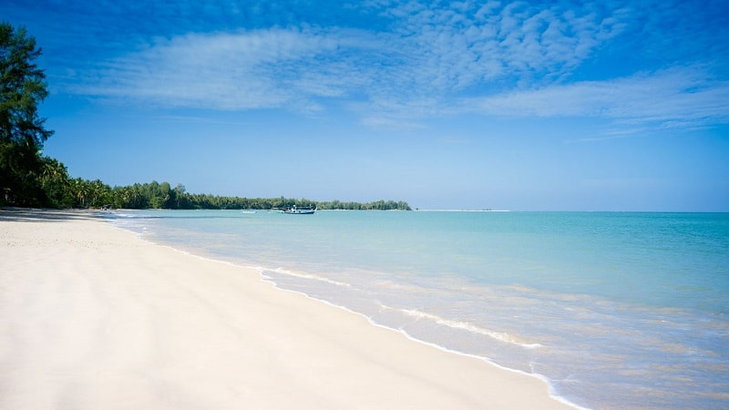 Beach - Luxury Holiday at The Sarojin Khao Lak | Just Fly Business