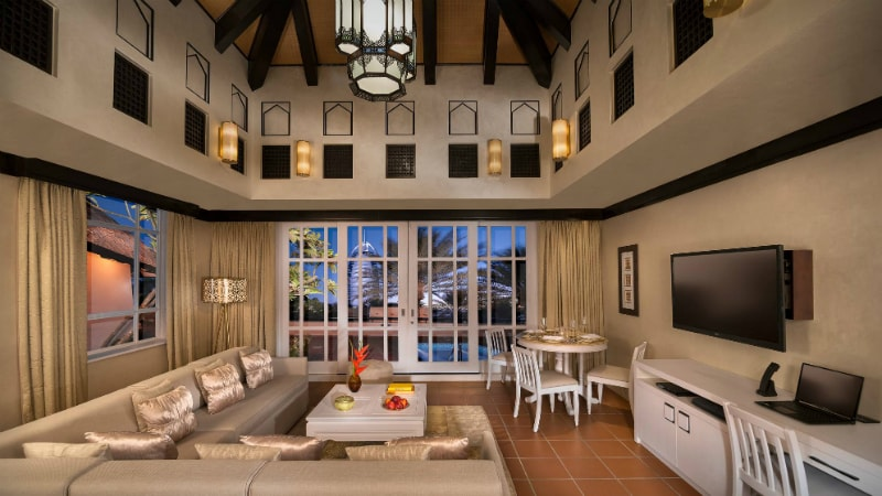 Beit Al Bahar One Bedroom Royal Villa at Jumeirah Beach Hotel