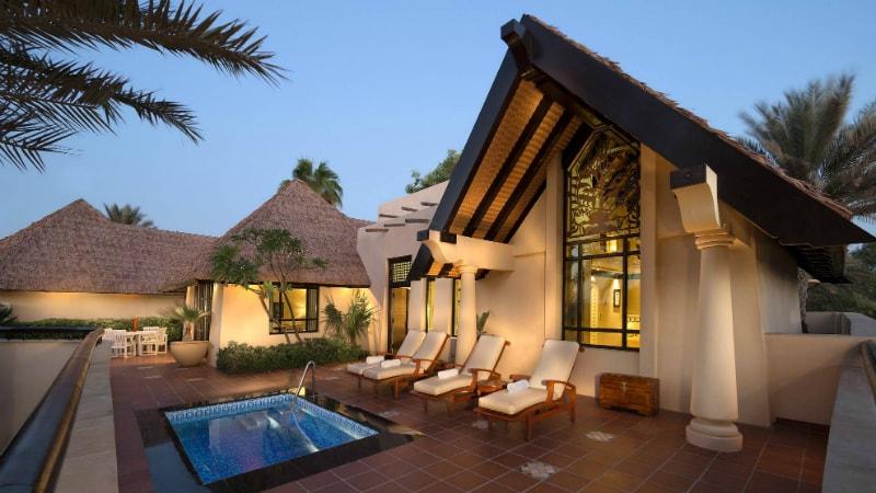 Beit Al Bahar Two Bedroom Royal Villa at Jumeirah Beach Hotel