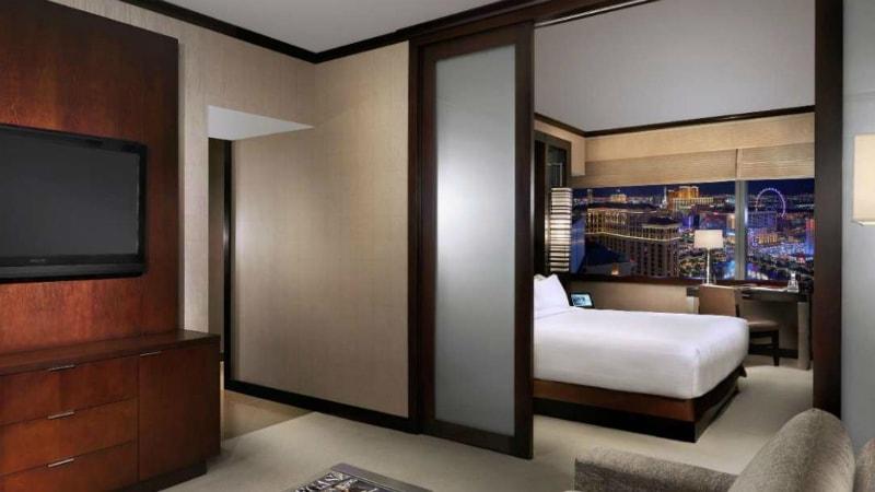 City Corner Suite at Vdara Hotel & Spa