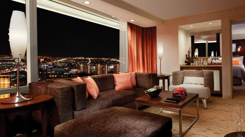 Corner Suite at Aria Las Vegas